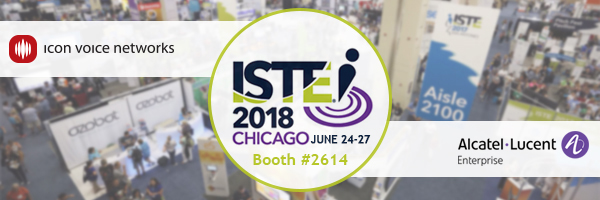 ISTE'18 Tradeshow-Booth #2614